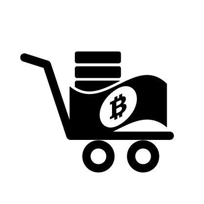 45 bitcoin trolley